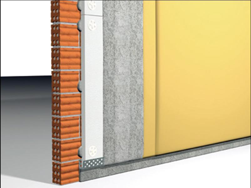 Fachada mortero monocapa - Mortero para fachadas ...